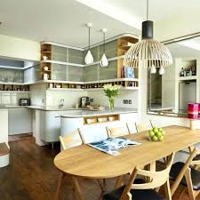 Small Open Floor Plan Kitchen Living Room Large Size Of Concept Dining