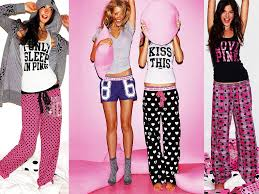 victoria secret pink teen sleepwear victoria secret sleepwear