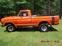 1975 Ford F100 For Sale | ClassicCars.com | CC-1101990 Hemmings Find Of The Day 1955 Ford F250 Flatbed Daily Mondo Macho Specialedition Trucks 70s Kbillys Super 1975 F150 For Sale Near Cadillac Michigan 49601 Classics On Highboy 4x4 In Waldwick New Jersey United Cabover Kings 4wheel Sclassic Car Truck And Suv Sales 1980 Flareside Motor News Ranger Pickup Truck Item M9766 So Vintage Pickups Searcy Ar F100 Classic Clifton Sc 29324 The Pickup Buyers Guide Drive Turismo Uckortreat
