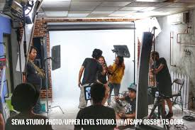 100 Level Studio Upper Level Studio Photo JSP Jakarta School Of Photography