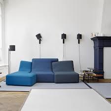 100 Ligne Rosse CONFLUENCES 2 Sofas From Designer Philippe Nigro
