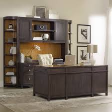 Hooker Furniture South Park Executive puter Desk with Optional