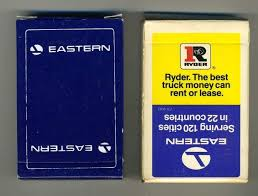100 Rent Ryder Truck Amazoncom 2 MINT Decks Eastern Airlines Playing Cards