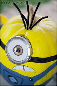 Pumpkin Carving Minion by Halloween Traditions And Minions