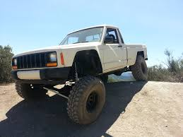 85-92 Jeep Comanche (MJ) 4