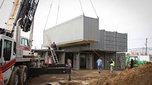 100 Shipping Containers For Sale New York Affordable Housing In NYC Containers Eyed For Bronx