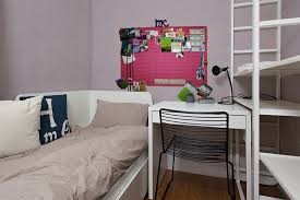 Dorm Room Design Tip Use Scrapbook Paper To Decorate Your Walls