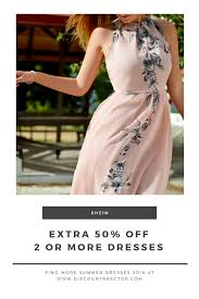 Enjoy Summer Dresses From SheIn At An Extra 50% Discount ... Summer Collection Is Here Shop Drses At An Additional 10 Shopify Ecommerce Ramblings Shopcreatify Tobi Promo Code 50 Off Steakhouse In Brooklyn New York Shopee Lets All Welcome 2019 Festively By Claiming Your All The Fashion Retailers That Offer Discounts To Firsttime Affordable Amanda Grey Romper From Lulus Earrings Off Svg Craze Coupons Discount Codes Toby Voucher Fox News Shop Wagama Deliveroo Central Dba Coupon Buy Naruto Cosplay Mask Accsories Laplink Pcmover 30 Discount Coupon 100 Working
