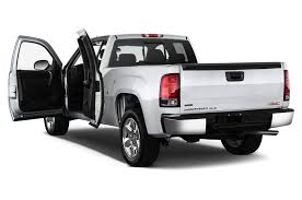2012 GMC Sierra Reviews And Rating   Motor Trend Gmc Updates Sierra Elevation Edition For 2016 Amazoncom Denali Pickup Truck 124 Friction Series Red Tuscany Trucks Custom 1500s In Bakersfield Ca Motor 2019 1500 First Look Review Luxury Wkhorse Carbuzz Finally Different The Car Guide 2009 Used 2wd Reg Cab 1190 Work At Perfect 2018 Ratings Edmunds Ext 1435 Sle Landers Serving 2017 Pkg Double 4x4 20 Black 65 Bed 42018 Truxedo Lo Pro Tonneau Cover 2014 Reviews Images And Specs Vehicles New Limited W