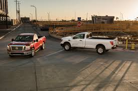 100 Single Cab Trucks 2017 Nissan Titan Lineup Starts Below 30k Medium Duty