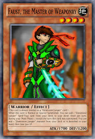 Yugioh Banish Deck 2017 by Yu Gi Oh Custom Deck Faust The Master Of Weaponry By Chaselumsden