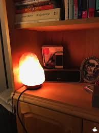 Who Invented The Salt Lamp by I Plugged In A Himalayan Salt Lamp And Went To Sleep 10 Days