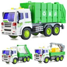 100 Rubbish Truck 116 Sanitation Engineering Series Garbage Bin Lorry