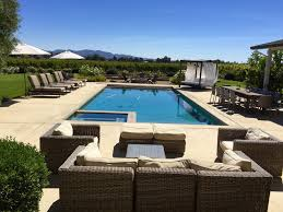 Napa Newer custom home sparkling pool HomeAway Napa