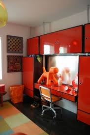 9 Year Old Boys Custom Bedroom Design Including Modular Storage Units Beds Color Selected