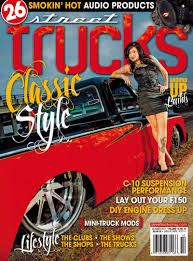 News - Magazine Covers Tuning Essentials Trucks 3 Gearshop By Pasmag Custom Classic Magazine Home Facebook News Covers Street Ud Connect November 2018 Pdf Free Download Digital Issues Guns Media 10 Best Used Diesel And Cars Power For Renault Cporate Press Releases Customer February 2017 Battle Sted Tony Scalicis Mini Truckin At Truck Trend Network 1961 Ford F100 Unibody Truck Magazine Cover Luke