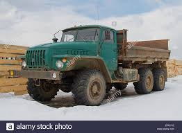 100 Ural Truck For Sale Old Soviet Truck 4320 In A Countryside Stock Photo 82650106
