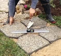 faire une dalle exterieur comment fabriquer des dalles de gravillons lavés