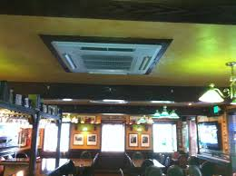 Ceiling Cassette Mini Split by Another Happy Mitsubishi Ductless Mini Split Installation Customer