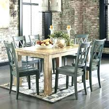 Chair Cover Dining Room Furniture Ideas Tall Table Set Classy Black And Brown