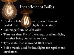 we now a thousand ways not to build a light bulb ppt