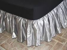 Satin Bed Skirts