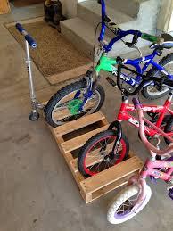 best 25 pallet bike racks ideas on pinterest bike parking rack
