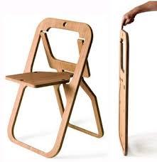 valdenassi présente une chaise pliante de 2 cm d épaisseur idéale