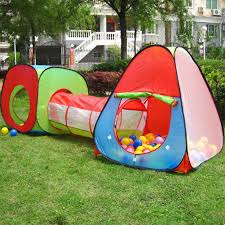 Inflatable Tubes For Toddlers by Outdoor Indoor Kids Game Play Children Toy Tent Portable Ocean