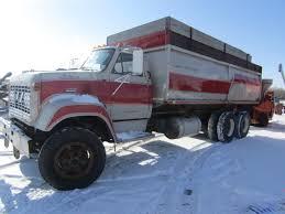 100 Two Ton Truck Lot 203152 1975 GMC 7500 Detroit Diesel 5