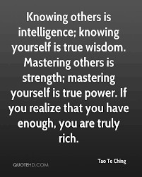 Tao Te Ching Quote shared from
