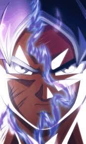 Goku Con Ultra Instinto