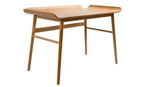 petit bureau en bois petit bureau en bois mobilier bureau blanc lepolyglotte