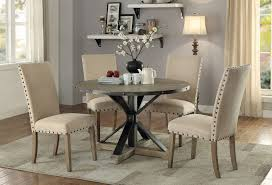 100 Repurposed Dining Table And Chairs Tobin Room Set W Webber By Coaster Furniture