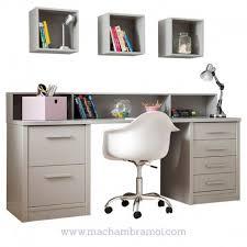 bureau enfant bureau enfant 200 cm et 3 box à suspendre asoral ma chambramoi