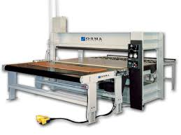 wood press machine ormamacchine
