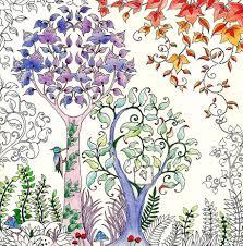 Coloring Books Adults Johanna Basford 4