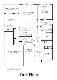 Centex Floor Plans 2010 by 28 Centex Homes Floor Plans 2003 St James Island Floorplan