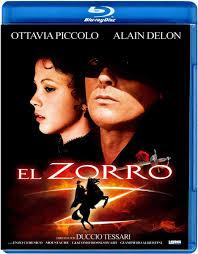 Halloween H20 20 Years Later by Amazon Com El Zorro Ottavia Piccolo Alain Delon U0026 Tv