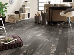 pvc trend fußboden belag tarkett der travel wood black