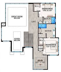 104 Contemporary Modern Floor Plans House Cool House