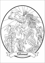 Bella Sara Coloring Page 8 Is A From BookLet Your Children Express Their Imagination When They Color The