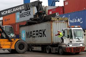 Maersk Swings To Profit, But Shipping Rates Still Too Low - WSJ Over Dimensional Freight Quotes Oversize Trucking Rates Analysts Predict Spot Could Soar Once Eld Mandate Goes Into About Pipelines Aopl March 2014 Federal Reserve Bank Of Chicago Tonnage Rise Pushes Higher Transport Topics How To Calculate Truck Tyr Logistics Pulse Factoring Industry Calculator Best Trucking Invoice Mplate Hahurbanskriptco Pricing And Payment Procses Are Chaing Fleet Owner Produce Freight Rates Archives Haul Produce As Fuel Prices Drop Companies See Opportunity Raise