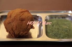 cuisine alu alu bonda an alternative to a veg samosa picture of thali cuisine
