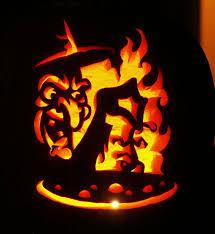 Walking Dead Pumpkin Template Free by 30 Best Cool Creative U0026 Scary Halloween Pumpkin Carving Ideas