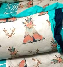Teal And Coral Baby Bedding by Nursery Beddings Coral And Aqua Medallion Crib Bedding With