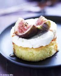 dessert pour 6 personnes sablés mascarpone et figues fraîches pour 6 personnes recettes