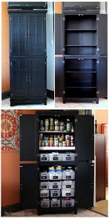 Stand Alone Pantry Cabinet Plans by Instant Diy Pantry Cabinet