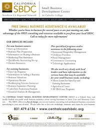 Small Business Administration Plan
