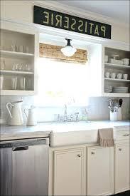lighting above kitchen sink kitchen lighting sink bowl